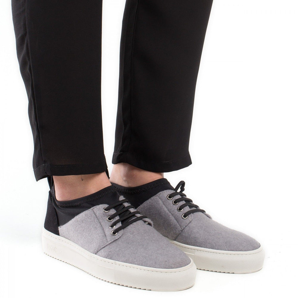 NAE RECYCLED PET GREY or NAVY UNISEX Sneakers