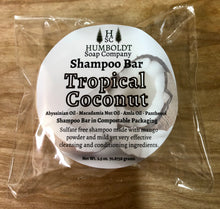 Load image into Gallery viewer, Tropical Coconut Shampoo Bar