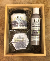 Humboldt Wild Blackberry Gift Set