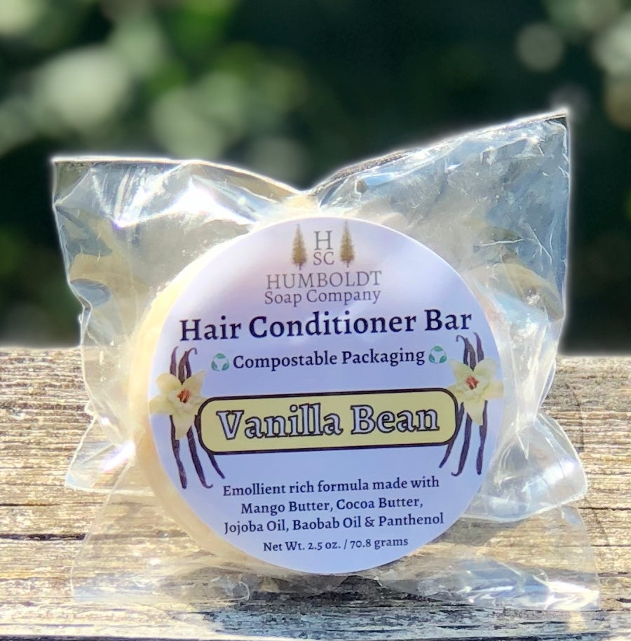 Vanilla Bean Hair Conditioner Bar