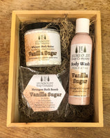 Vanilla Sugar Gift Set