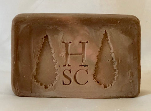 Cherry Almond Handcrafted Soap