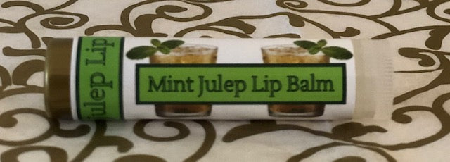 Mint Julep Lip Balm