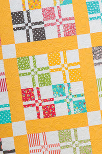 Lickety Split quilt