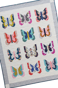 Madame Butterfly quilt