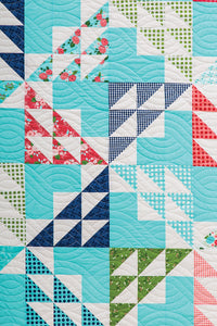 First Crush quilt