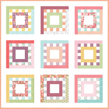 Load image into Gallery viewer, #178 Square Dance - Paper Pattern