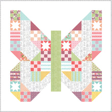 Load image into Gallery viewer, #176 Butterfly Patch - Paper Pattern