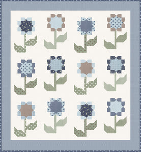 #142 Cottage Blossoms - Paper Pattern