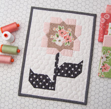 Load image into Gallery viewer, #151 Cottage Blossoms Mini - Paper Pattern