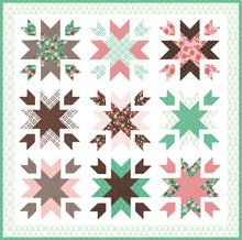 Load image into Gallery viewer, #117 Snow Blossoms - PDF Pattern