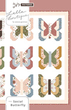 Load image into Gallery viewer, #136 Social Butterfly - PDF Pattern