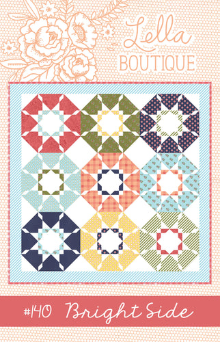 #140 Bright Side - PDF Pattern