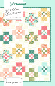 #154 Smarty Pants - Paper Pattern