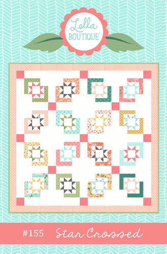 #155 Star Crossed - Paper Pattern