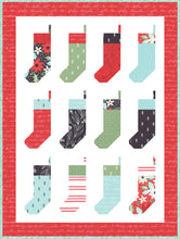 Load image into Gallery viewer, #157 By the Chimney Mini - Paper Pattern