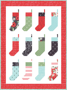 #157 By the Chimney Mini - Paper Pattern