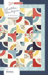#161 Dishes - Paper Pattern