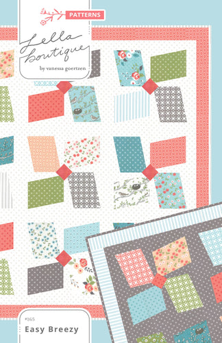 #165 Easy Breezy - Paper Pattern