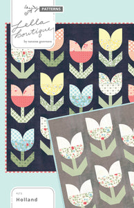 #173 Holland - Paper Pattern