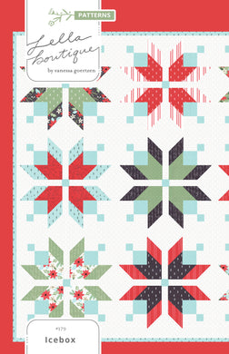 #179 Icebox - Paper Pattern