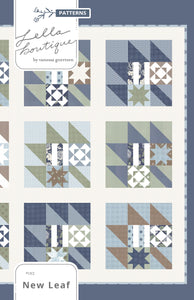 #182 New Leaf - Paper Pattern