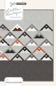 #196 Mountainside - Paper Pattern