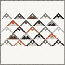 Load image into Gallery viewer, #196 Mountainside - Paper Pattern