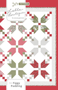 #202 Figgy Pudding - Paper Pattern