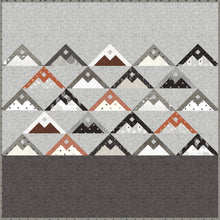 Load image into Gallery viewer, #196 Mountainside - PDF Pattern
