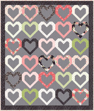 Load image into Gallery viewer, #146 Open Heart - Paper Pattern