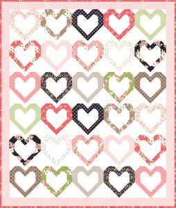 #146 Open Heart - Paper Pattern