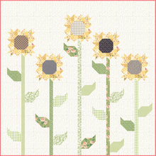 Load image into Gallery viewer, #164 Scrappy Sunflower - PDF Pattern