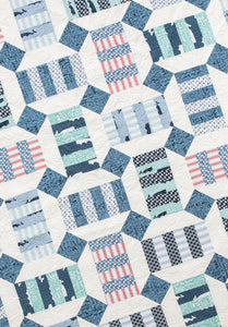 "Jelly Filled - 18 Quilts from 2½"" Strips"