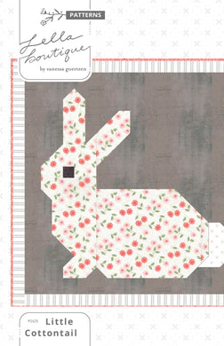 #169 Little Cottontail - PDF Pattern