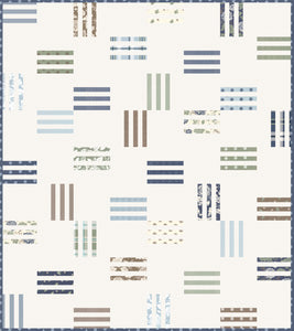#184 Rugby - Paper Pattern