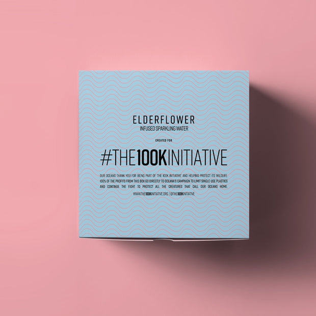 The 100k Initiative - Elderflower (12-Pack)