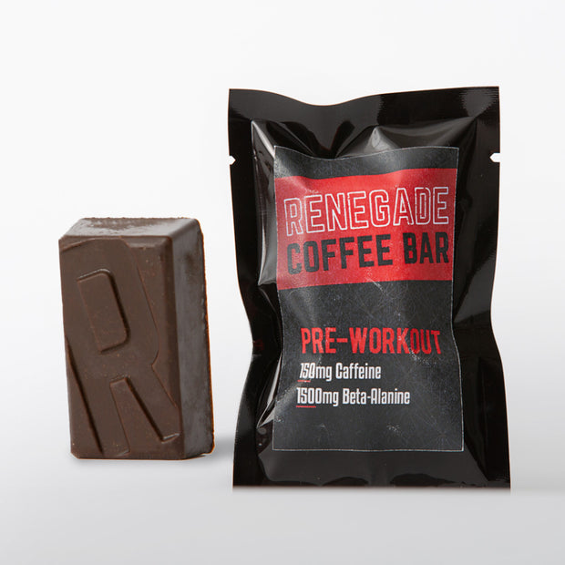 Pre-Workout Coffee Bar | 12 Pack