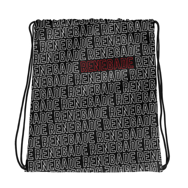Renegade Drawstring Bag