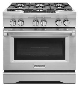 unionville-appliance - Kitchen Aid KDRS467VSS - Kitchen Aid - Ranges