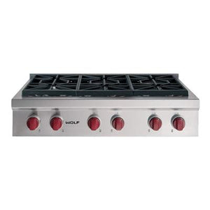 unionville-appliance - Wolf SRT366 - Wolf - Cooktops