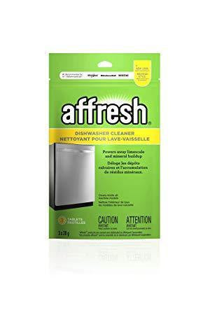 Affresh D/W Cleaner W10288149B - UA Appliance