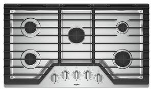 unionville-appliance - Whirlpool WCG55US6HS - Whirlpool - Cooktops