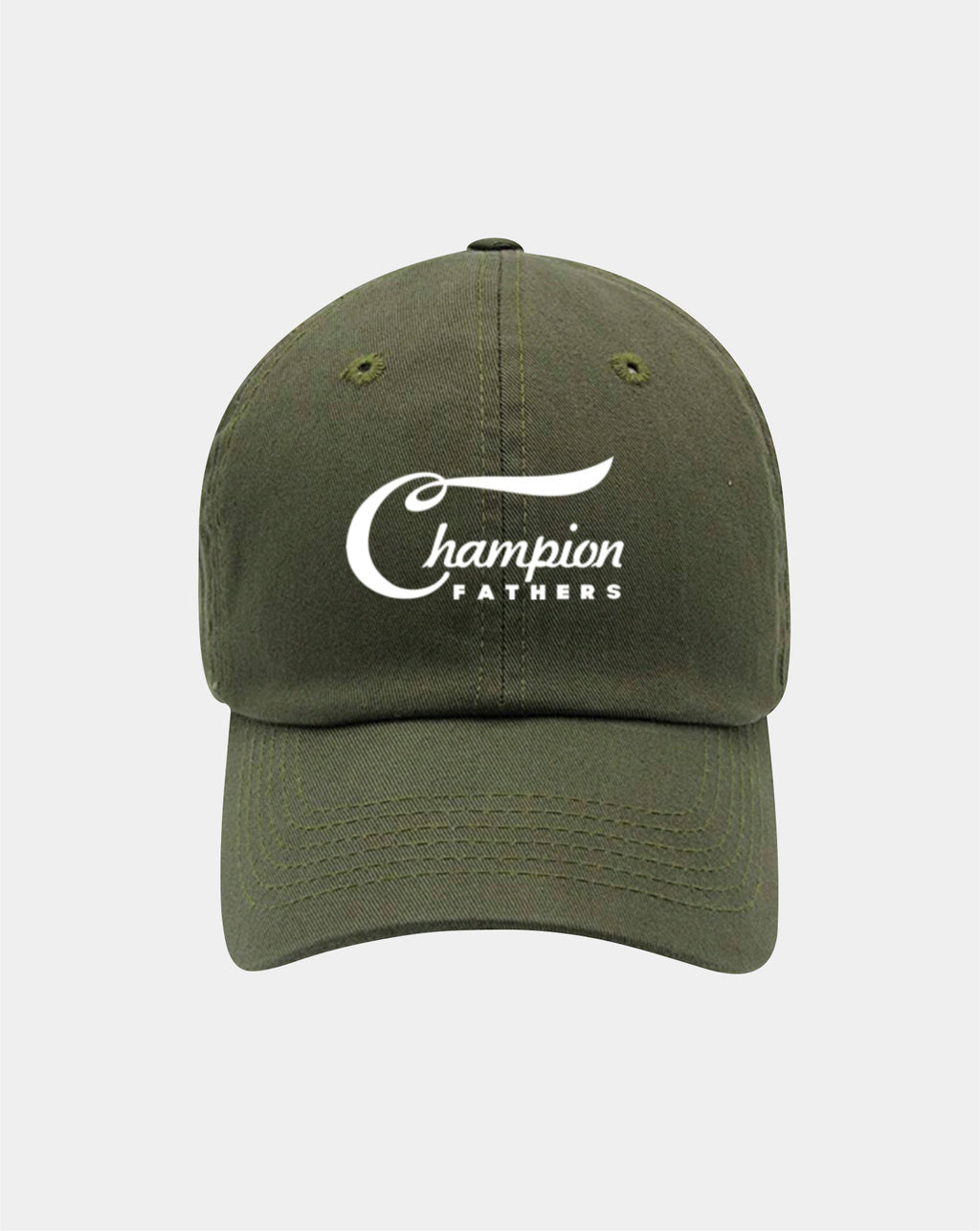 Champion Fathers Dad-Cap