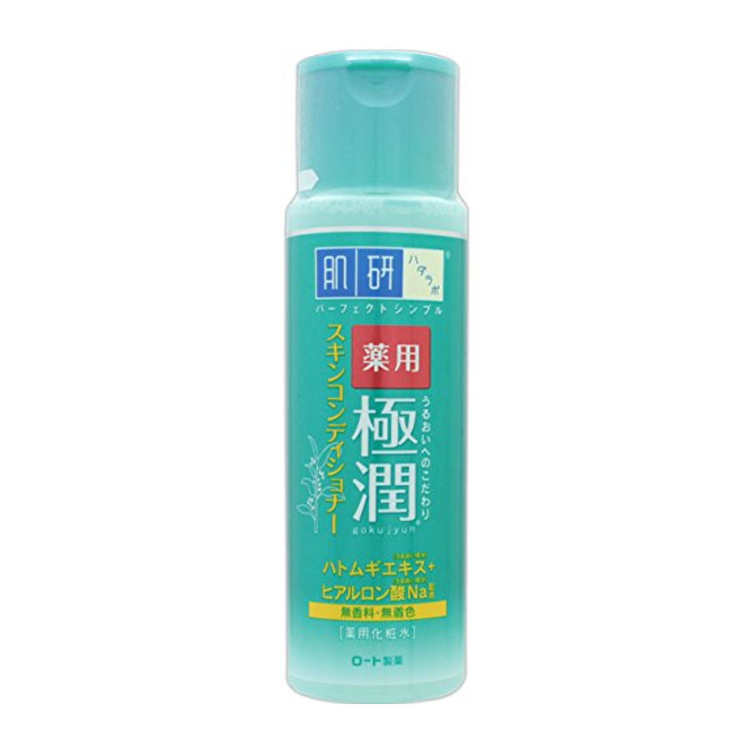 Hada Labo Medicated Gokujyun Skin Conditioner Lotion (170mL)