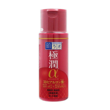 Hada Labo Gokujyun Alpha Emulsion Milk (140mL) - SKISKIN