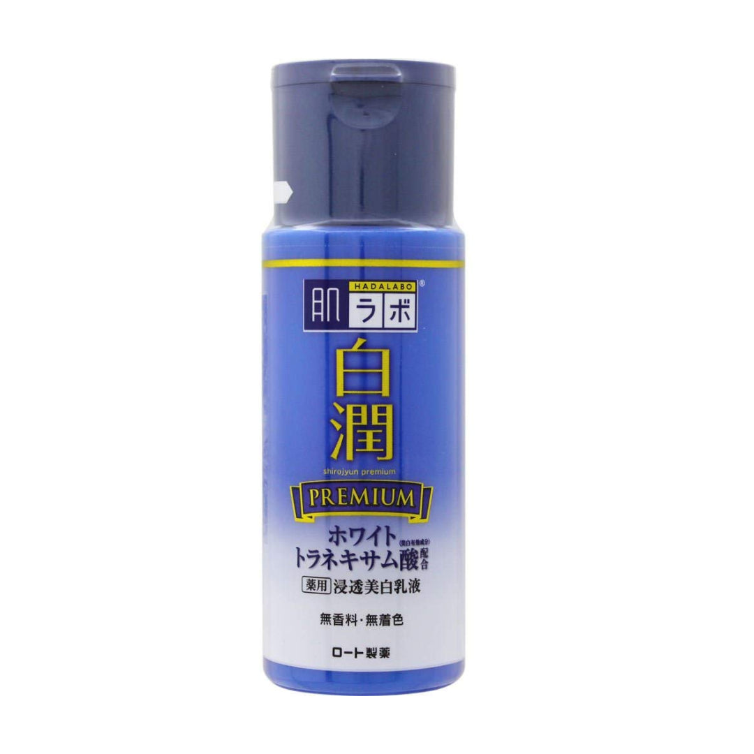 Hada Labo Shirojyun Premium Whitening Emulsion (140mL)