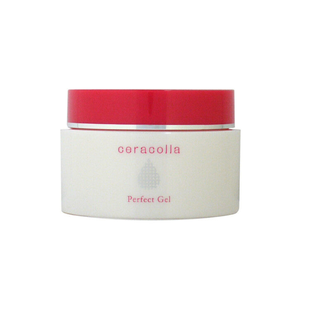 Meishoku Brilliant Colors: Ceracolla Perfect Gel Cream (90g)
