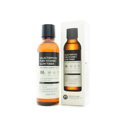 SOME BY MI Galactomyces Pure Vitamin C Glow Toner (200mL) - SKISKIN