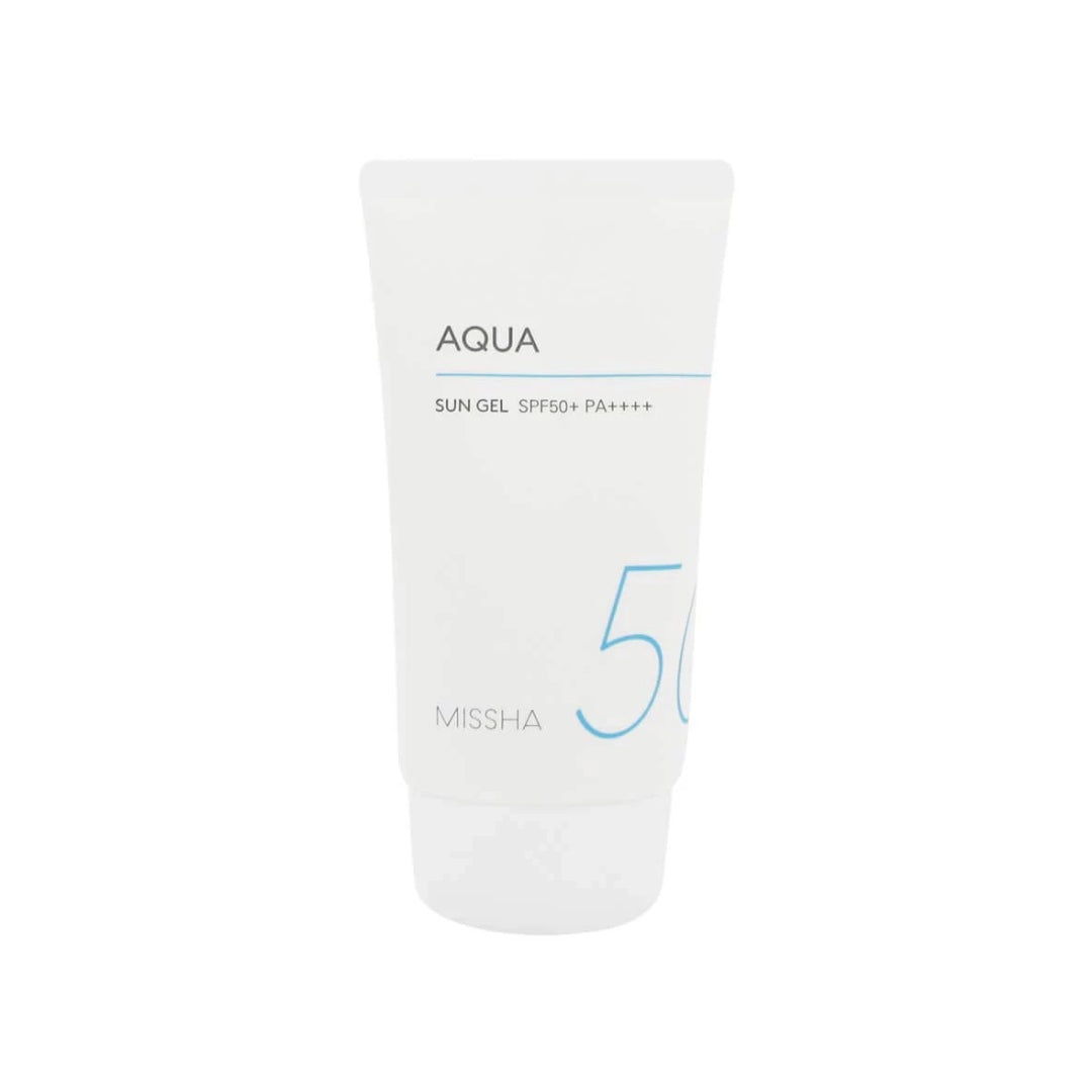 MISSHA  All Around Safe Block Aqua Sun Gel SPF50+ PA++++ (50mL)